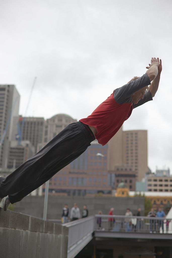 Kyle Gervis jump